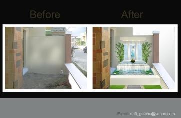 Landscape architecture presentation