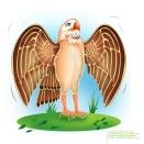 eagle rhea