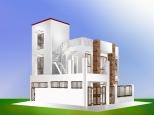 Rheas's House design presentation