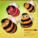 02 Character bee 05
