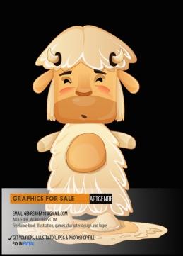 02 Character sheep 03