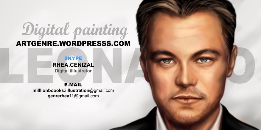 Graphic designer: Rhea Cenizal Digital painting artgenre.wordpress.com/ I am accepting illustration projects